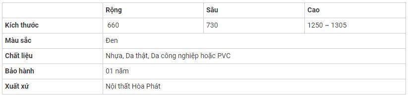 ghe-hoa-phat-sg912-thong-so