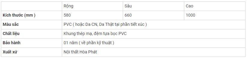 ghe-hoa-phat-sl718-thong-so