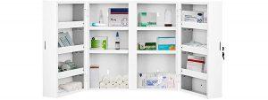 Giải đáp về tủ thuốc gia đình