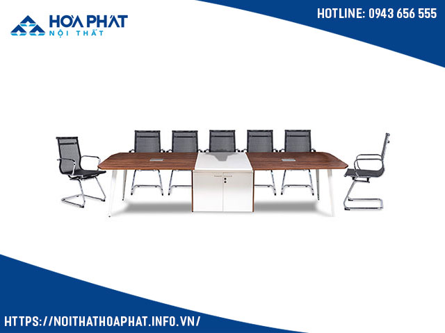Các mẫu bàn họp cao cấp LUXH3612C10