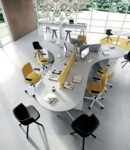 Lựa chọn bàn văn phòng giá rẻ