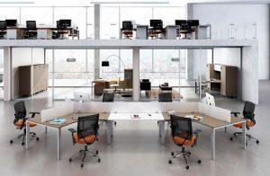 ROF- Địa chỉ mua bàn văn phòng giá rẻ, chất lượng, uy tín