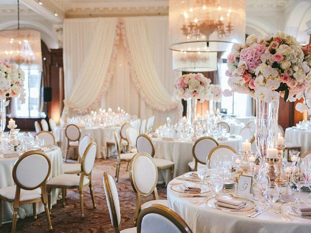 Ghế nhà hàng tiệc cưới cao cấp