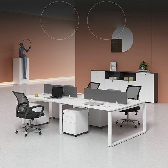 bàn văn phòng giá rẻ rof