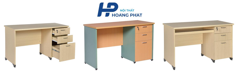 Mẫu bàn làm việc văn phòng Hòa Phát giá rẻ tại TPHCM - Nội Thất Hoàng Phát